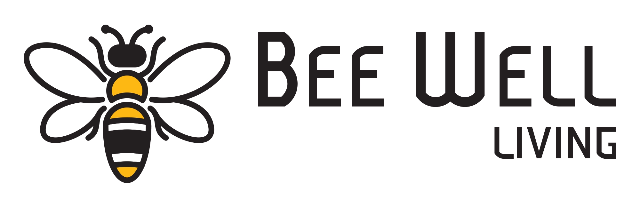 Bee Well Living Logo